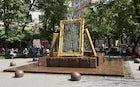 Inspiration Sculptural Fountain, Moscow