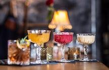 Michalska Cocktail Room, Bratislava