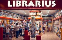 """""""Librarius"""" bookstore, Chisinau"""