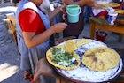 Mercado Tlacolula de Matamoros, Oaxaca