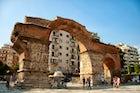 The Palace of Galerius- Kamara