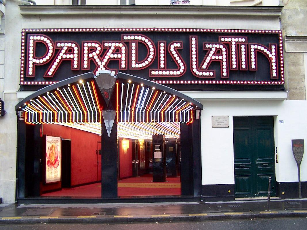 Visitar Le Paradis Latin