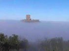 The castle of Feria, Extremadura