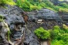 Ajanta Caves, Aurangabad, Maharashtra