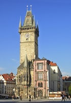 Old Town Hall of Prague