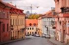 Užupis district, Vilnius
