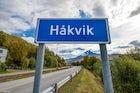 Håkvik Norway