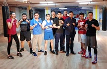 Arena boxing club. Боксерский клуб в Астане