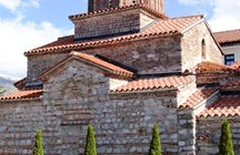 Visit monastery st.Naum Ohridski