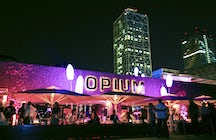 House and chill out in Opium Mar