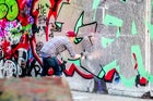 Street Art Festival in Thessaloniki