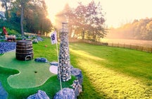 Adventure Golf am BootsHouse
