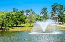 Great Forest Park ( Nagyerdei )