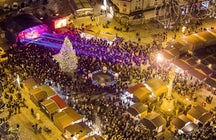 Christmas Fair Szombathely