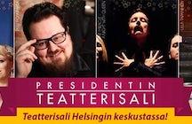 Presidentin Teatterisali