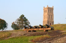 Slottsfjell Tønsberg fortress