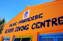 Blue Paradise- Scuba Diving Centre,Sidari,Corfu