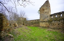 The Giant's Fortress in Saschiz
