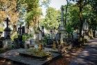 Powązki Cemetery, Warsaw
