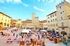 La Vita es Bella Film History in Arezzo