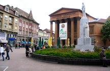 Trg Slobode, Subotica