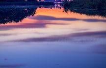 Snagov Lake