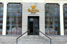 Estrella Damm brewery Barcelona