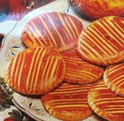 Try the traditional galettes of Pont-Aven