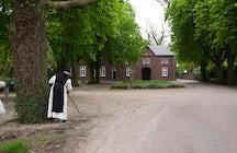 Abbey Lilbosch in Echt (with Livar pigs)