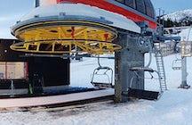 Tegefjäll Ski Resort