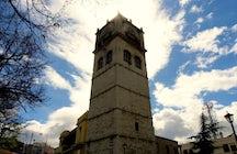 Kozani, the city center!!