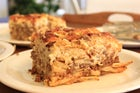 Pastitsio, for the pasta lovers!