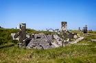 St. Caomhan's Church, a Church from the 10th Century on Inisheer, Aran Islands