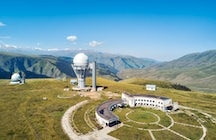 Assy plateau and Observatory, Almaty