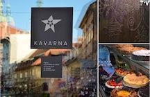 Zvezda Café, Ljubljana