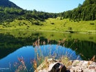 Bijelo Jezero (White Lake) at Mt. Zelengora