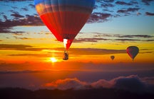 Hot Air Balloon Parade Câmpu Cetăţii