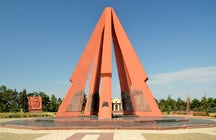 Memorial Complex Eternitate, Chisinau