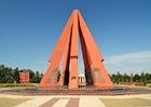 Memorial Complex Eternitate, Chisinau