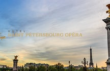 Hotel Saint Petersbourg Paris