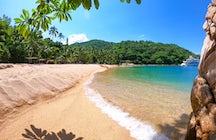 Playa Carricitos, Sayulita Nayarit