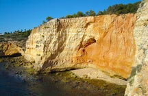 Praia do Vale Currais Este
