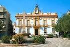 Plaza del Ayuntamiento de Bailén