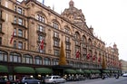 Go to Harrods for some luxury shopping