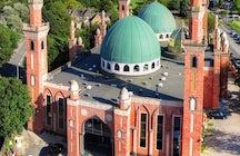 Al-Jamia Suffa-Tul-Islam Grand Mosque (Bradford Grand Mosque)