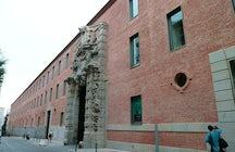 Conde Duque exhibition halls