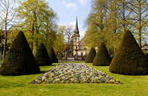 French Garden, Celle