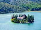 Visovačko jezero/Visovacko lake