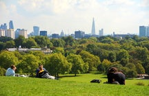 See London from Primrose Hill