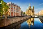 The Church of the Saviour on Spilled Blood, St. Petersburg
